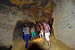 A caverna do La Batida 14 Imagem de Stock Royalty Free