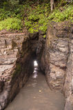 Caverna do oceano Imagens de Stock Royalty Free