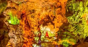 Caverna do paraíso Foto de Stock Royalty Free