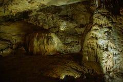 Caverna do PROMETHEUS do local da geologia imagens de stock royalty free