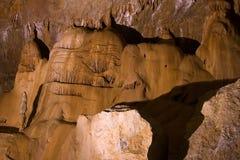 Caverna do Stalactite Fotos de Stock Royalty Free