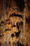 Caverna do Stalactite fotografia de stock royalty free
