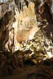 Caverna em Resava na Sérvia Imagens de Stock Royalty Free