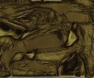 Caverna escura ilustração stock