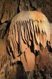 Caverna gigantesca foto de stock