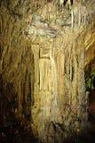 Caverna interna Immagine Stock Libera da Diritti