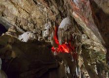Caverna nova de Athos Imagens de Stock Royalty Free