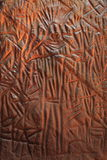 Caverna-Petroglifo di Edakkal Immagine Stock Libera da Diritti