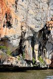 Caverna Phang Nga, Tailândia Fotografia de Stock Royalty Free