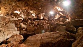 Caverna Salão Foto de Stock