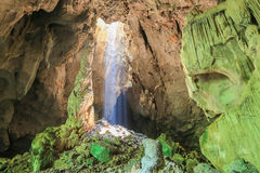 Caverna tailandese di Pha Fotografia Stock Libera da Diritti