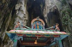 Cavernas de Batu Fotografia de Stock