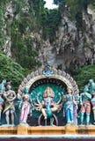 Cavernas de Batu, Malásia Fotografia de Stock