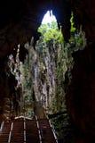 Cavernas de Batu, Malásia imagens de stock