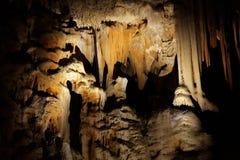 Cavernas de Cango, África do Sul Foto de Stock
