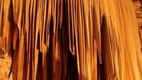 Cavernas de Cango - África do Sul video estoque