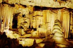 Cavernas de Cango, África do Sul Fotografia de Stock Royalty Free