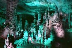 Cavernas de la catedral imagen de archivo