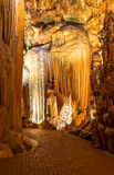 Cavernas de Luray Imagenes de archivo
