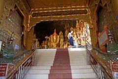 Cavernas de Pindaya Imagens de Stock Royalty Free