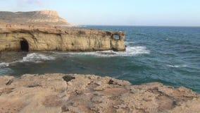 Cavernas do mar e mediterrâneo filme