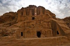 Cavernas do Sandstone fotografia de stock royalty free
