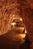 Caverne à l'intérieur Photos libres de droits