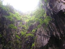 Caverne 2 di Batu Fotografia Stock