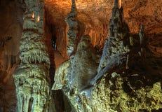 Caverne 3 Image libre de droits