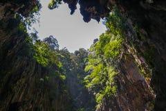 caverne Photo libre de droits