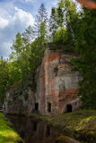 caverne Fotografia Stock