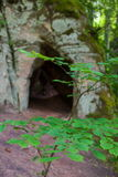 caverne Fotografie Stock Libere da Diritti