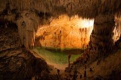 caverne photographie stock