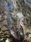 Caverne au Vietnam Photos libres de droits