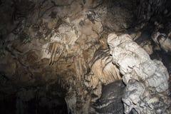 Caverne Caucase d'Azishskaya Photographie stock
