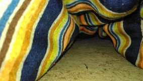 Caverne d'écrasement de sucrerie Photo libre de droits
