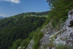 Caverne d'Uhlovitsa Photographie stock libre de droits