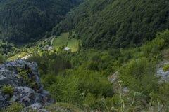 Caverne d'Uhlovitsa Image libre de droits