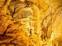 Caverne de bijou Images libres de droits