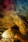 Caverne de Carlsbad image libre de droits