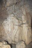 Caverne -1 de chaux Image libre de droits