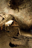 Caverne de Domica Photo libre de droits