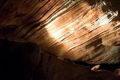 Caverne de Domica Photographie stock