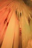 Caverne de glace de dix-millièmes Images libres de droits