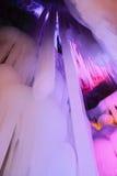 Caverne de glace de dix-millièmes Photo stock