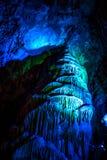 Caverne de Guilin Photos libres de droits