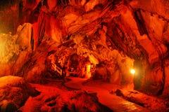 Caverne de Jung Image libre de droits