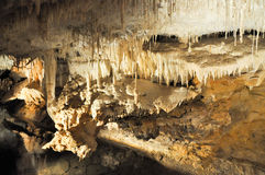 Caverne de lac, Australie occidentale Photographie stock libre de droits