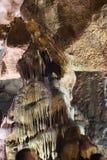 Caverne de Ledenika Photo libre de droits