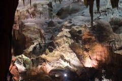 Caverne de Ledenika Images libres de droits